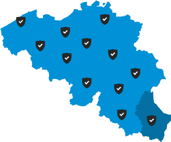 Security expert map België