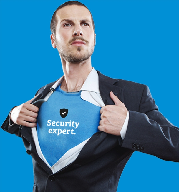 Security expert